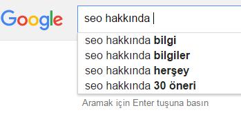 google-uzunkuyruk